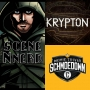 Artwork for SNN: An Arrow Finale & a Krypton Schmoedown