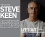 Artwork for LEFT OUT: Steve Keen on if mainstream economics can save us from another financial crisis