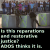 "Is the Apartheid Colonial Settler State of Israel ""Reparations"" For Jews? ADOS Thinks So. show art"