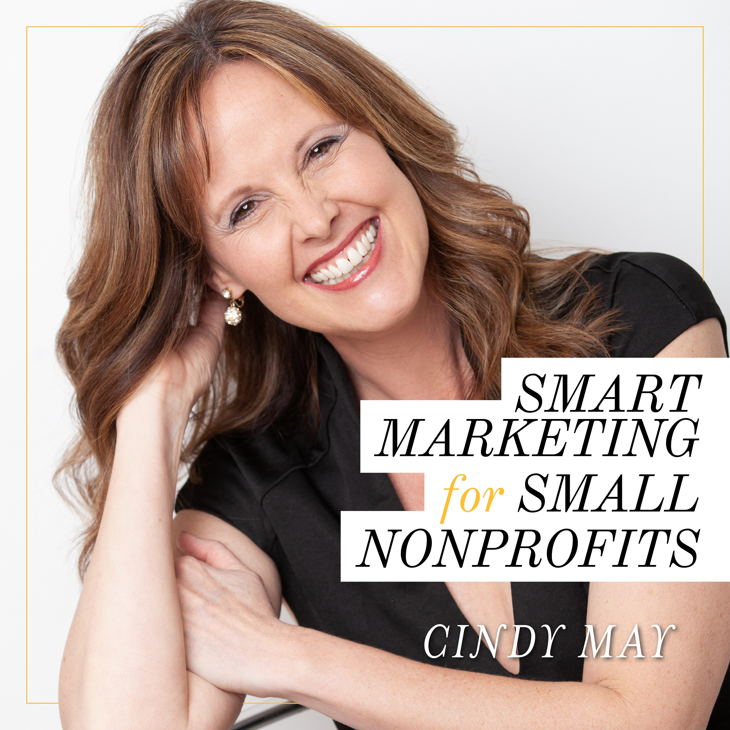 Smart Marketing for Small Nonprofits show art