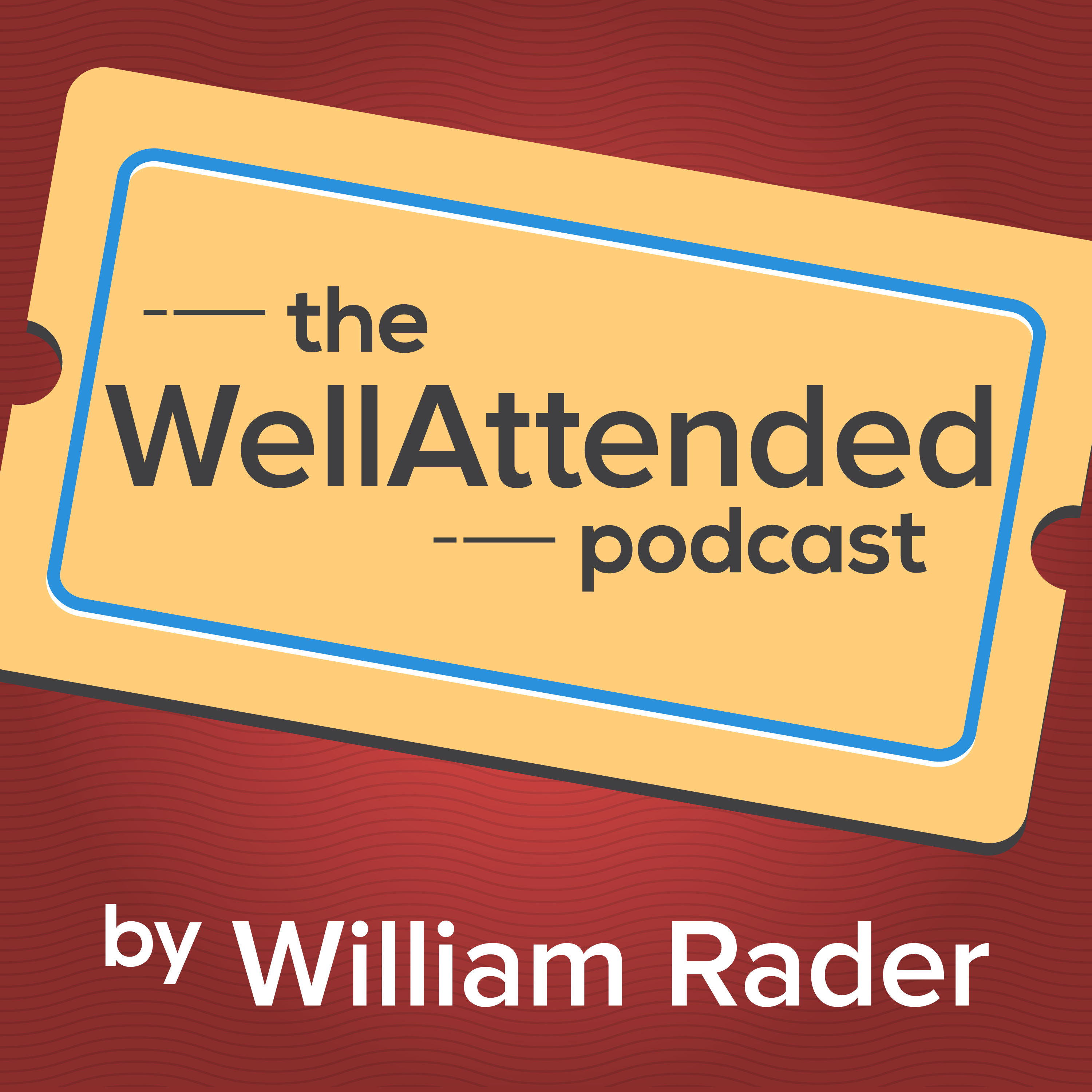 WellAttended: Event and Theatre Marketing / Promotion show art