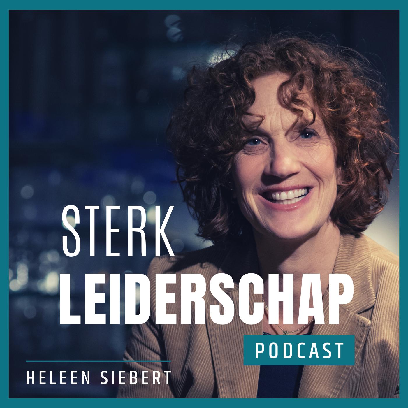 Sterk Leiderschap podcast logo