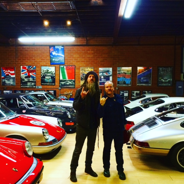 #226:Magnus Walker/Urban Outlaw