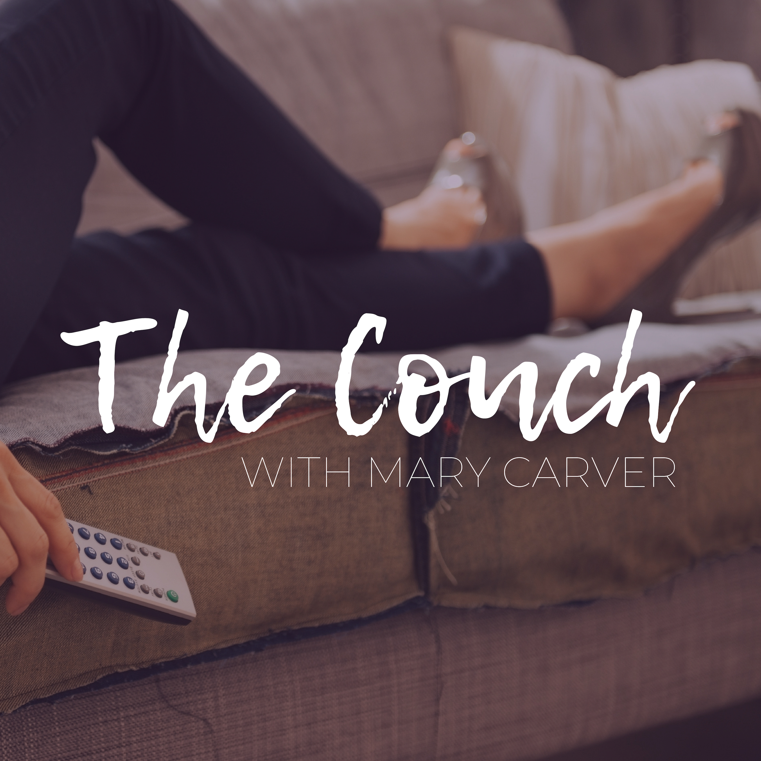 The Couch with Mary Carver show art