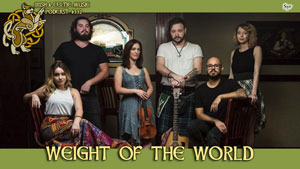 Irish and Celtic Music Podcast: Weight of the World #332