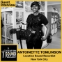 Artwork for 043 Antoinette Tomlinson - Production Sound Mixer based out of New York City