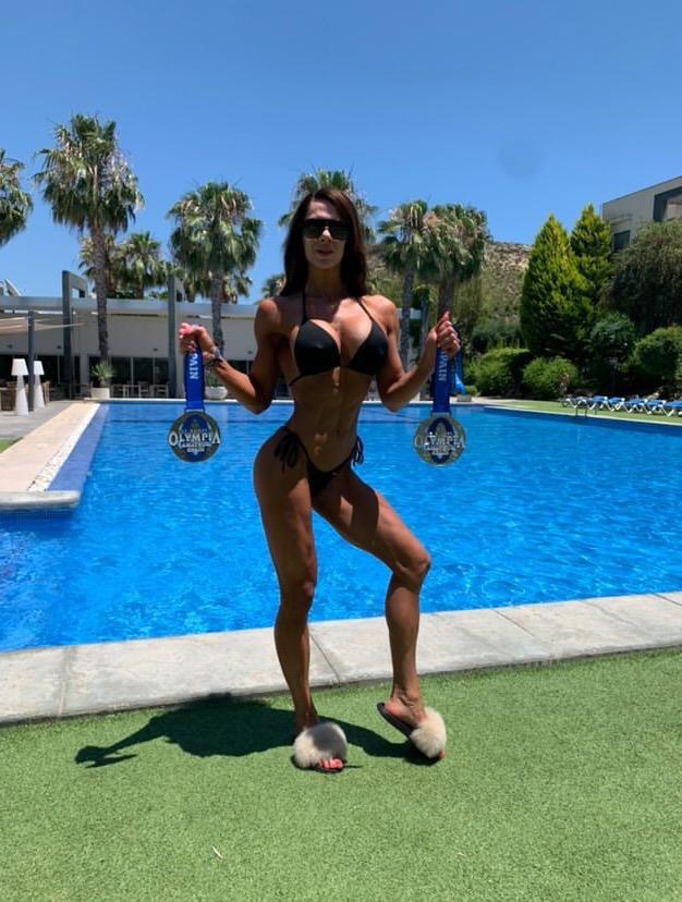 Avsnitt 728: Från Figure till Bikini – Marina Chamoun berättar