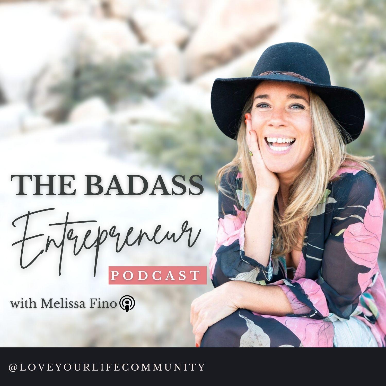 The Badass Entrepreneur show art