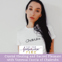 Artwork for Crystal Healing and Sacred Pleasure with Vanessa Cuccia of Chakrubs