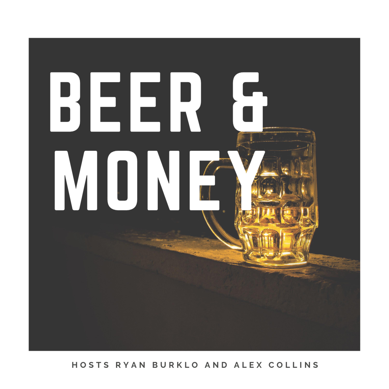Beer & Money show art
