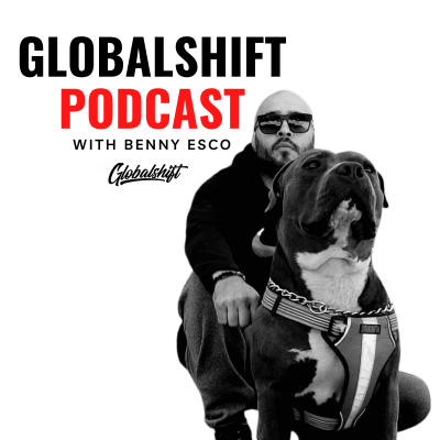 Globalshift podcast with Benny Esco show image