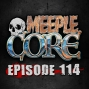 Artwork for MeepleCore Podcast Episode 114 - Outriders PC demo review, Dragonscales, Scape Goat