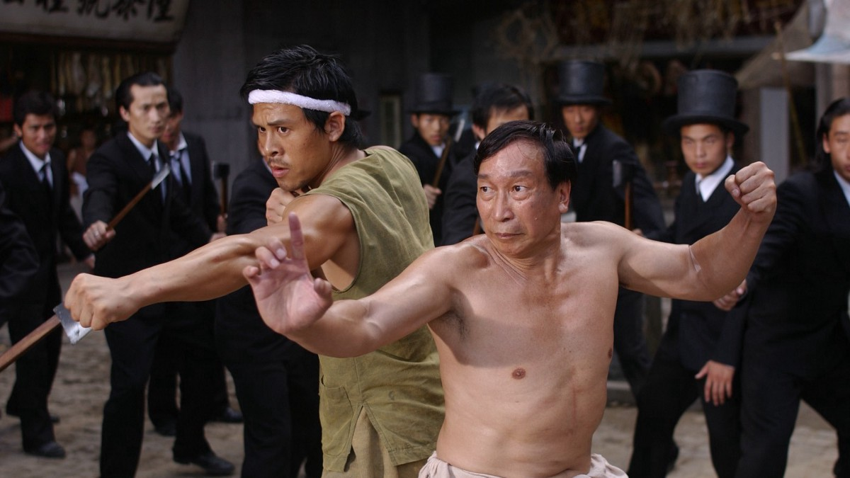 The Mancave Movie Review Podcast: Kung Fu Hustle