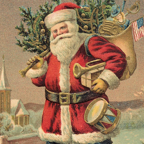 197: Santa Claus - A Hero For Everyone!