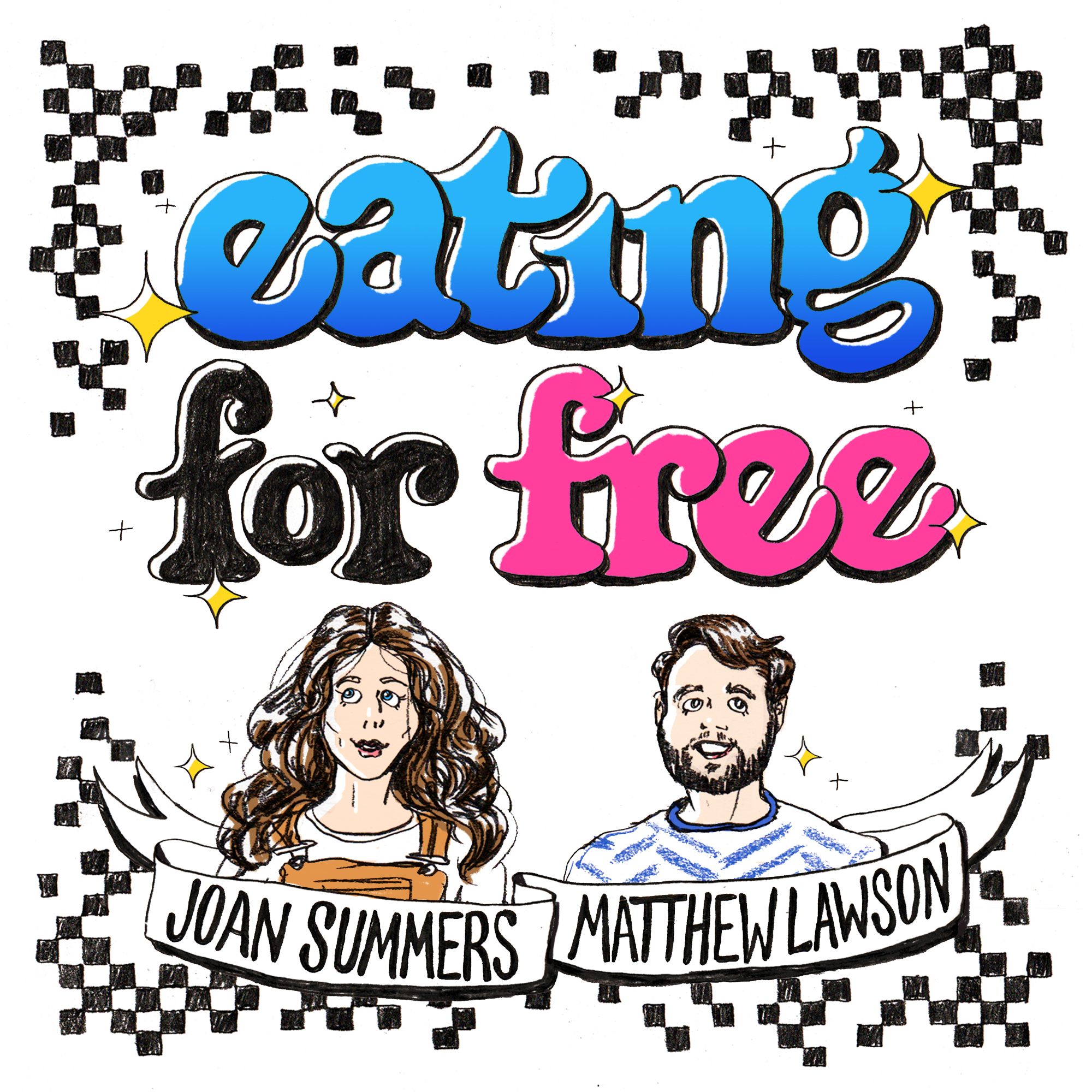 Eating For Free show art