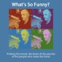 Artwork for What's So Funny? with guest Mayce Galoni