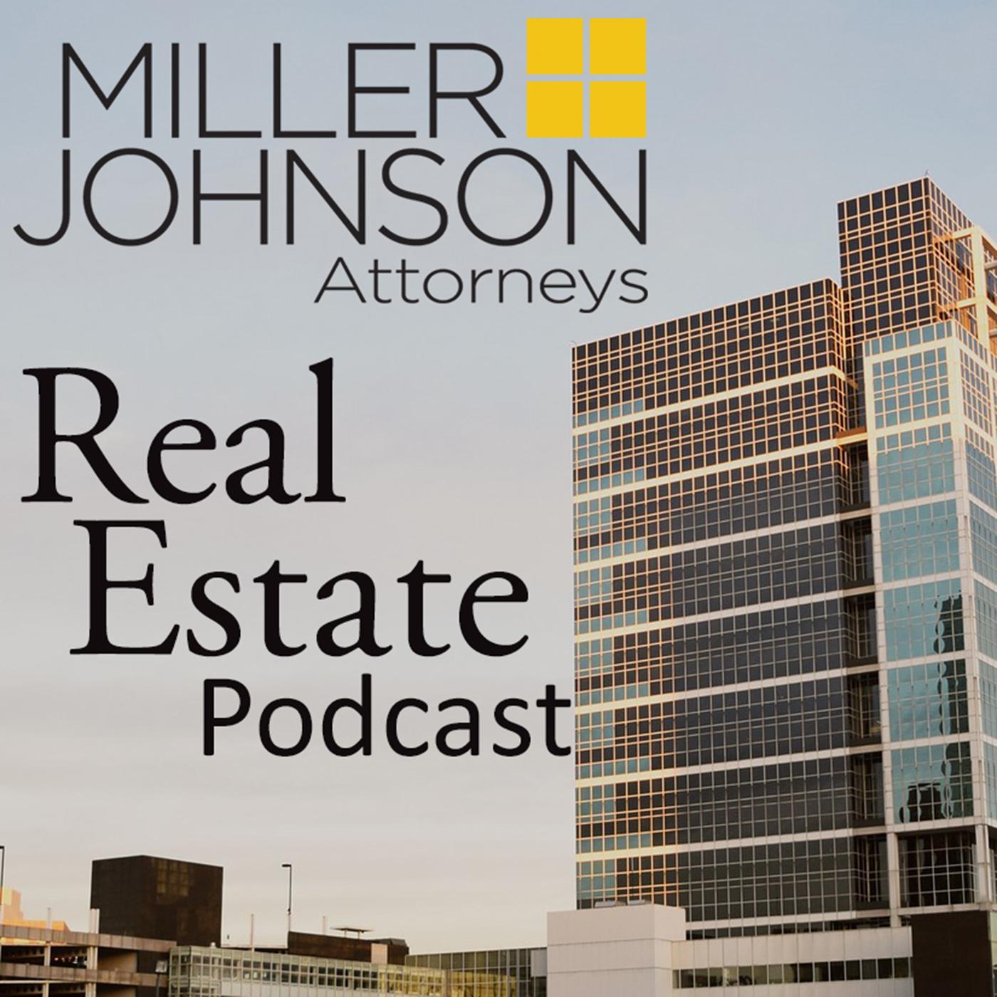 Miller Johnson Real Estate Podcast show art