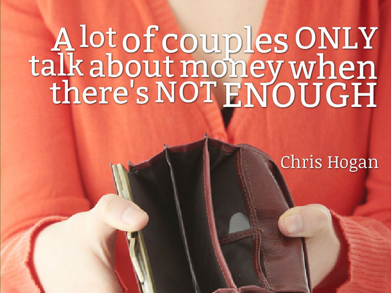"""Why Money REALLY Matters"" with Chris Hogan"