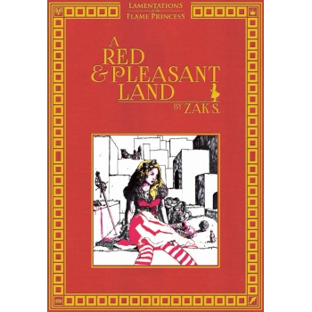 48.2 Red and Pleasant Land for Lamentations of the Flame Princess