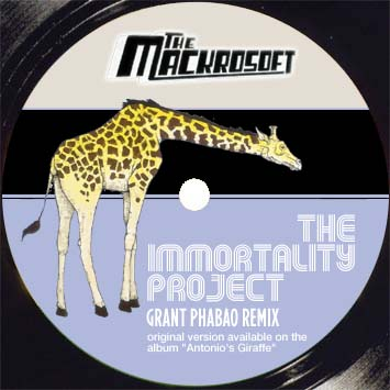 The Mackrosoft - The Immortality Project (Grant Phabao Remix)