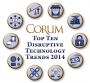 Artwork for Corum Top Ten Disruptive Tech Trends: CREATE