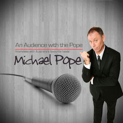An Audience with the Pope show art