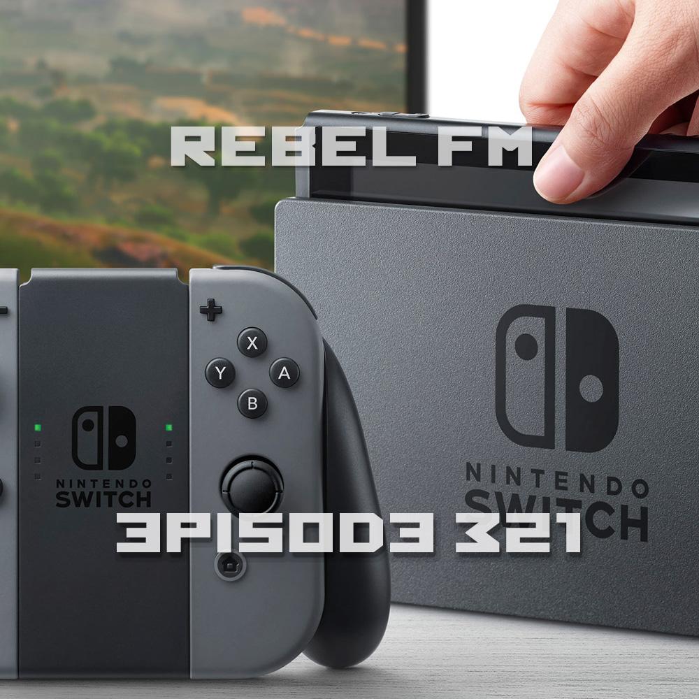 Rebel FM Episode 321 - 01/13/2017