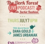 Artwork for TDF EP 49 – LIVE Dana Gould and James Urbaniak (Maria Bamford Set)