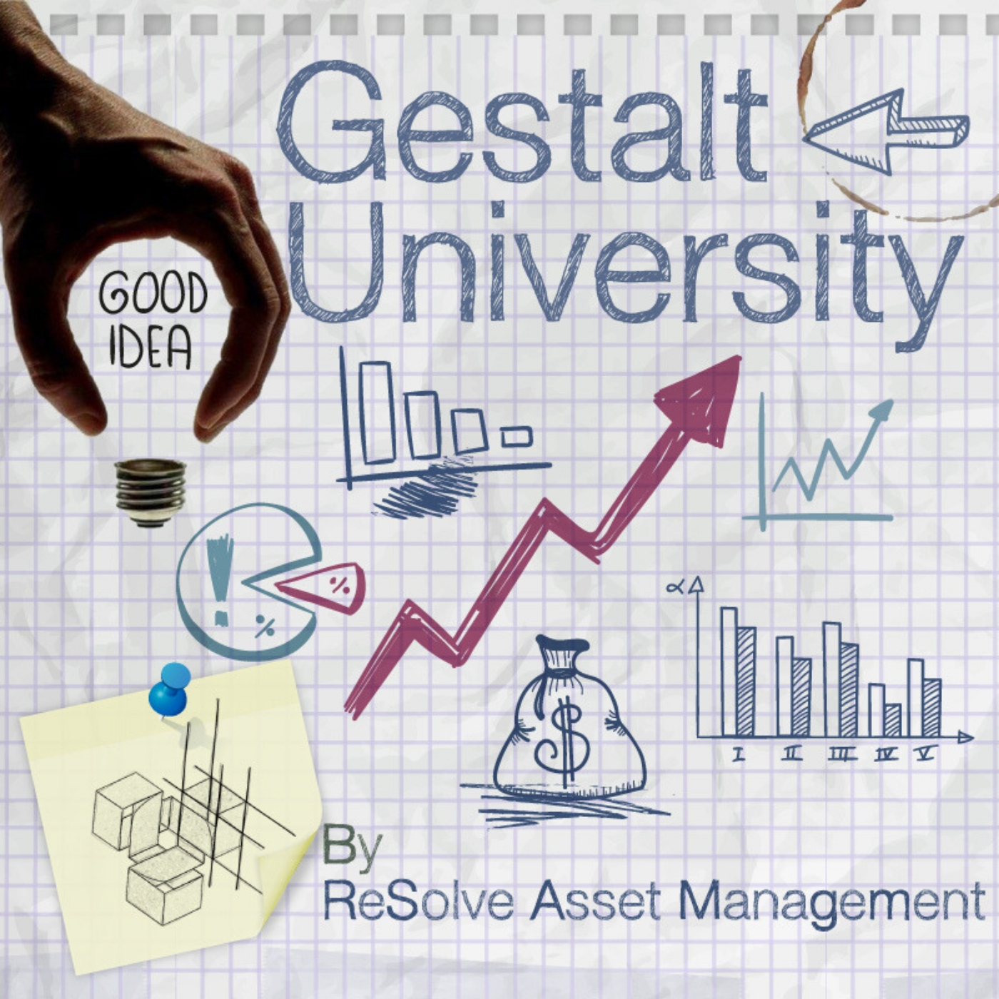 Resolve's Gestalt University  show art