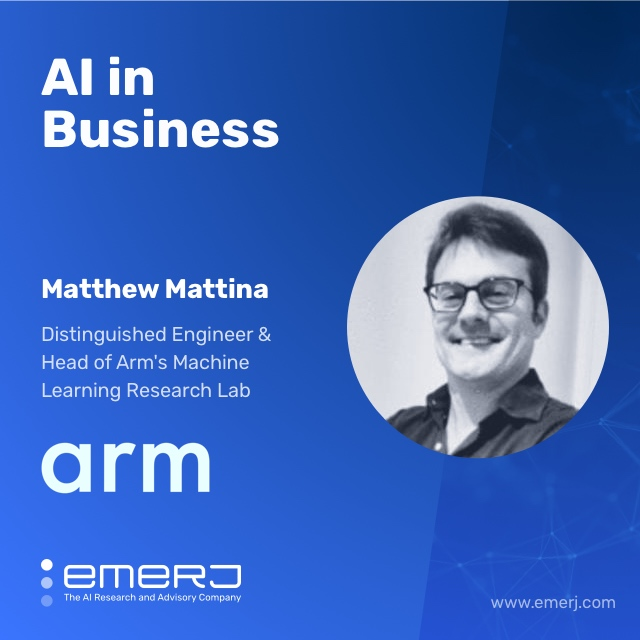 """What it Means to be """"AI Ready"""" - with Matthew Mattina of ARM"""