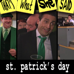 "Episode # 90 -- ""St. Patrick's Day"" (3/11/10)"