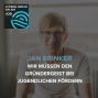 Artwork for 029:  Wir müssen den Gründergeist bei Jugendlichen fördern - Mit Jan Brinker