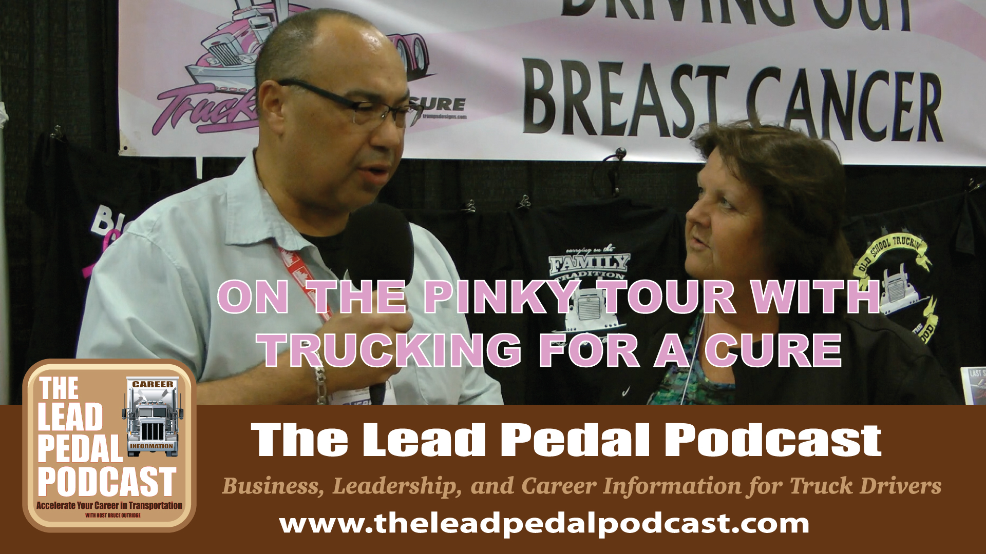 Trucking for a Cure's Pink Tour