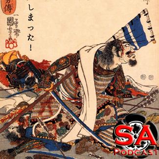 Artwork for EP88 Bad Decisions of the Sengoku Daimyo - BONUS EPISODE 5 - P2
