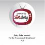 """Artwork for Patty Duke memoir """"In the Presence of Greatness""""  Pt 1"""