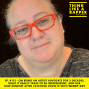 Artwork for #115 - On being an artist advocate for 3 decades, What it really takes to be independent, and her new mindset after catching Covid19 with Wendy day