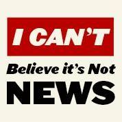 I Can't Believe it's Not News: A Podcast about Fake News show art