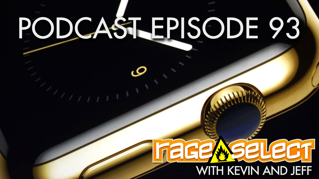 Rage Select Podcast Episode 93 - Kevin and Jeff answer your questions!