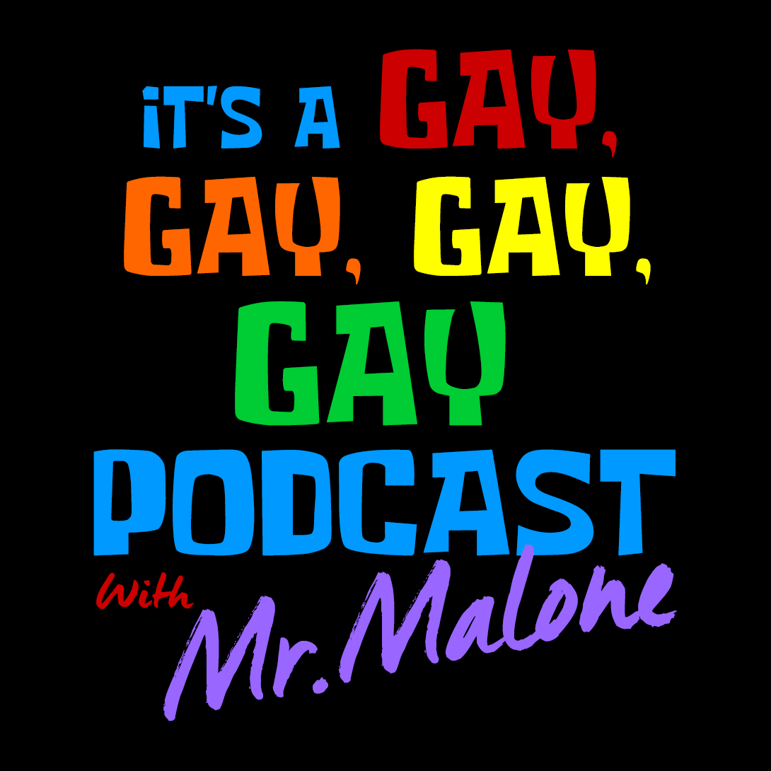 Mr. Malone - Episode 50 show art
