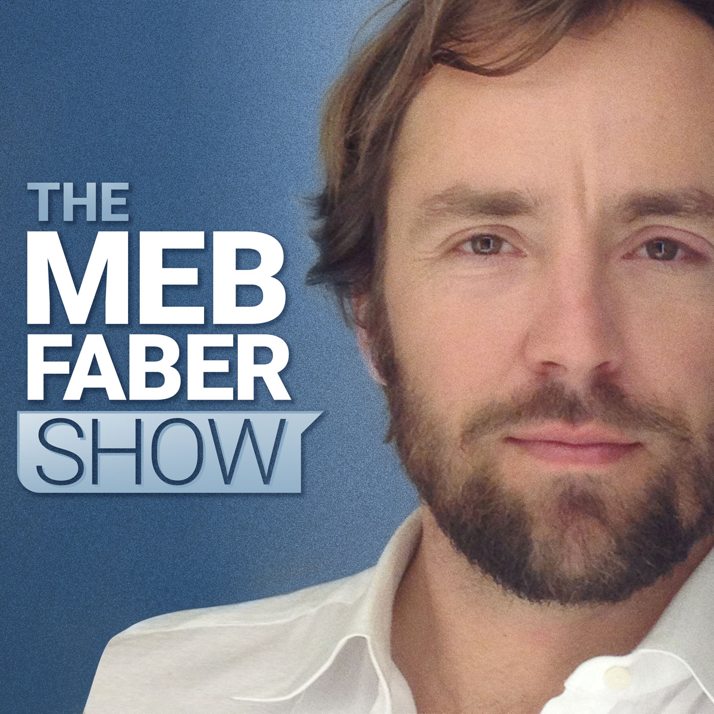 The Meb Faber Show show art