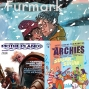 Artwork for Episode 266: Reviews of Red Winter, Motherlands #1, and The Archies # 4