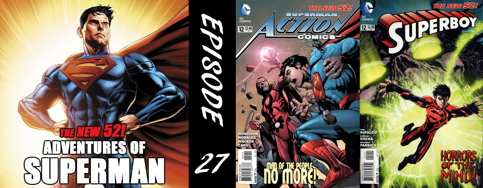 27 Action Comics Superboy 12