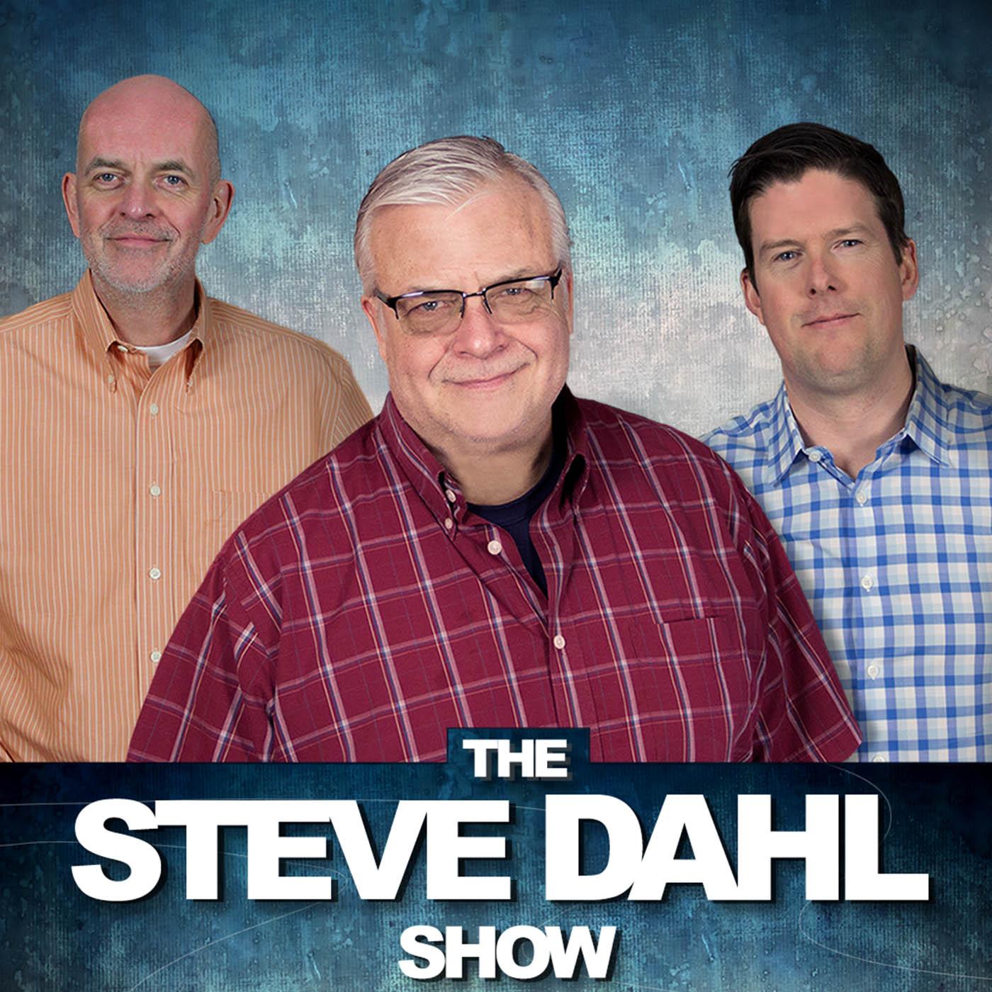 The Steve Dahl Show show art