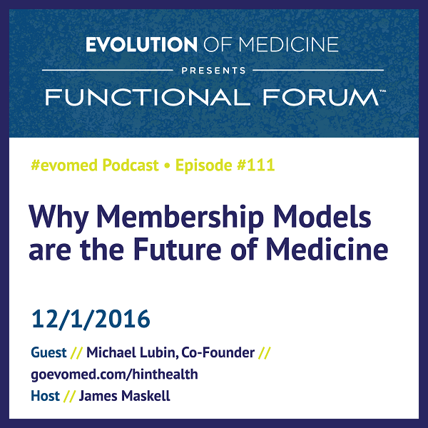 Why Membership Models are the Future of Medicine