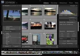 Adobe Photoshop Lightroom 1.1 Workflow