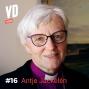 Artwork for #16: Antje Jackelén – ärkebiskopen om värdestyrt ledarskap