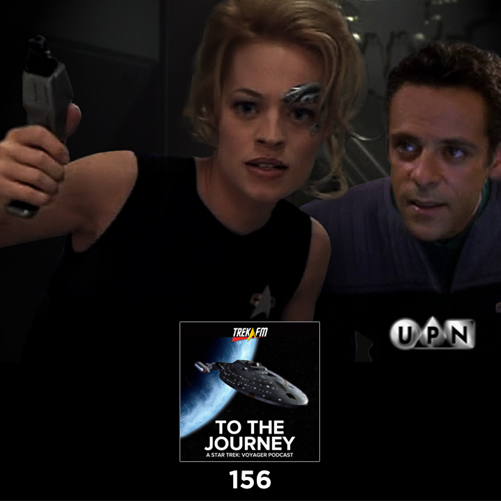 To The Journey 156: Matt Ships Seven/Bashir
