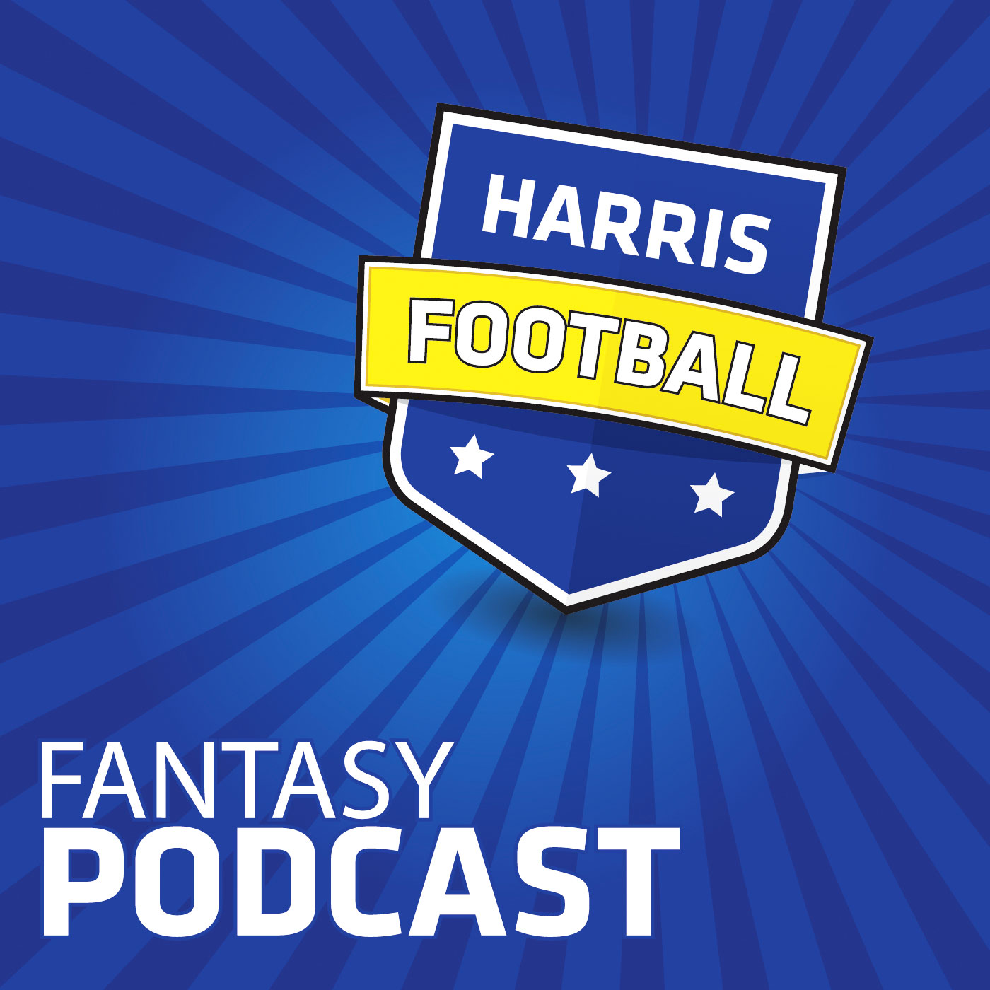 Harris Fantasy Football Podcast logo