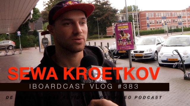 Artwork for Interview met Sewa Kroetkov, Skateboard Professional