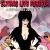 Elviras Live Forever show art